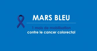 Mars bleu, Cancer colorectal
