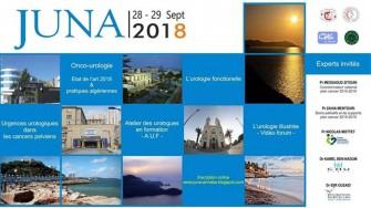 Journées Urologiques Nationales d'Annaba ( JUNA)  - 28 et 29 septembre 2018 à Annaba