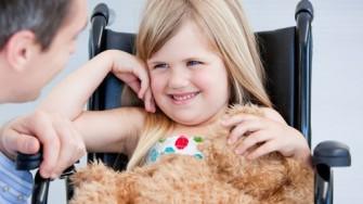 Le handicap chez l'enfant