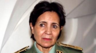 Première femme général en Algérie