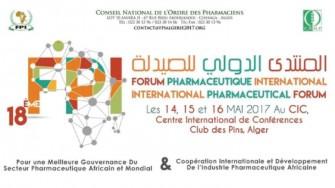 18ème Forum Pharmaceutique International