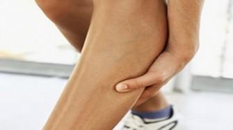 La crampe musculaire