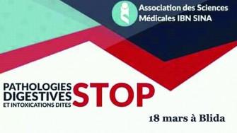 Une journée de sensibilisation sur les maladies du tube digestif - 18 Mars 2018 à Blida