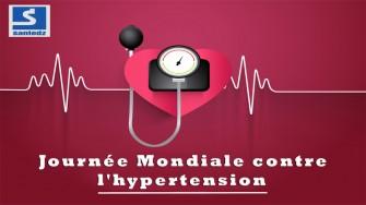 17 Mai 2018 : Journée Mondiale contre l'hypertension