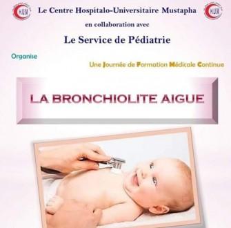 Une journée de formation médicale continue – Jeudi 28 Novembre 2019- Alger
