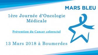 1ère JOURNÉE D'ONCOLOGIE MÉDICALE EPH Bordj Menaiel 13 Mars 2018