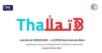 Journée de cardiologie : Le STEMI dans tous ses états - 28 févrie 2020 à Annaba