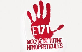 Alerte sur les dangers dun additif alimentaire très courant le E171