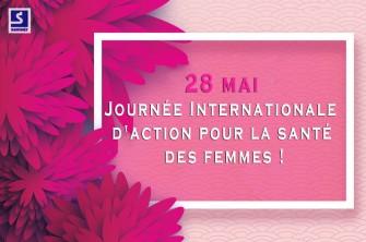 28 Mai : Journée internationale d'action pour la santé des femmes