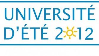 Université d'été pour la Recherche Scientifique et la Technologie de Pointe