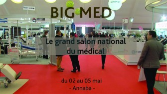 Le grand salon national du médical - du 02 au 05 mai 2018 à Annaba