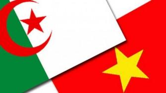 Signature d'une convention avec Le Vietnam