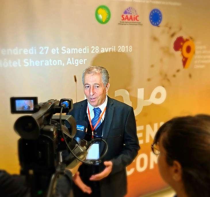 Un franc succès pour le 9ème congrès de la SAAIC