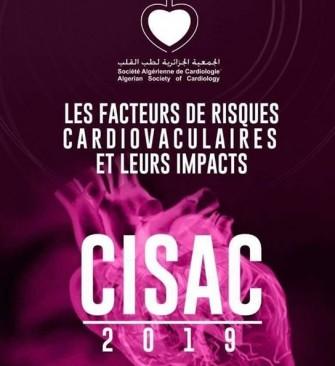 Congrès international sur les facteurs de risques cardiovasculaire et leurs impacts de la CISAC - 21 au 23 novembre 2019 a lhôtel el Aurassi, Alger