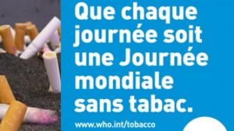 la journée mondiale sans tabac