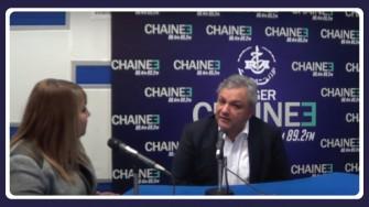 Invité de la rédaction de la chaine3 : Dr Lotfi Benbahmed Président du Conseil National de lOrdre des Pharmaciens