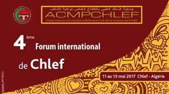 4ème Forum international de Chlef