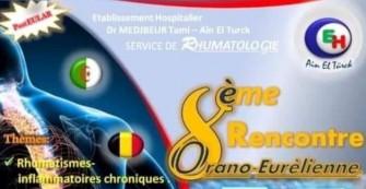 8ème Rencontre Orano-Eurèlienne - 21 et 22 Juin 2019 à Oran