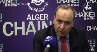 Linvité de la rédaction: Mokhtar Hasbellaoui Ministre de la Santé de la Population et de la Réforme hospitalière