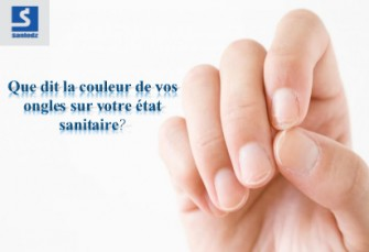 La couleur de vos ongles révèle la pathologie d'en vous souffrez