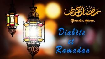 Diabète et Ramadan : Conseils en images