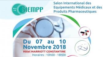 SIEMPP - 07 au 10 Novembre 2018 à Constantine