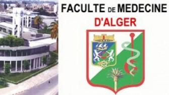 Le site de la faculté de médecine dAlger