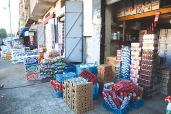Exposition de produits alimentaires sur la voie publique : un potentiel danger pour la santé des ménages