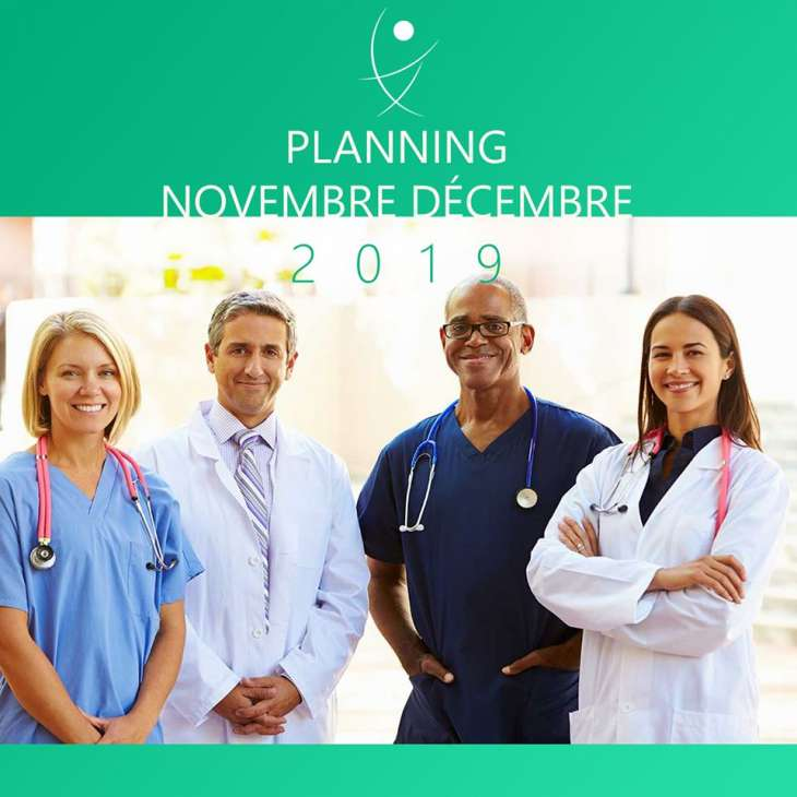 Les formations de Rufaida International Health