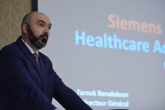 Siemens Algérie inaugure la « Healthcare Academy », son nouveau centre de formation destiné aux professionnels de la santé en Algérie.