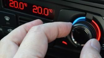 Air climatisé (A/C) dans le véhicule
