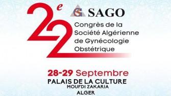 22ème Congrès de la SAGO -  28 et 29 septembre 2018 à Alger