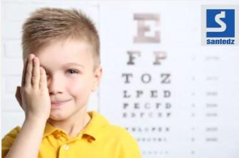 Enfants : Entre troubles visuels et scolarité
