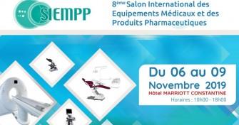 SIEMPP - 06 au 09 Novembre 2019 à Constantine