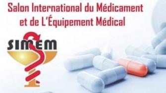 Le 12ème salon international du médicament et de léquipement médical