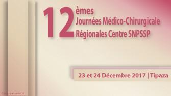12èmes JMCRC-SNPSSP