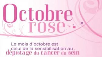 Octobre, mois mondial de lutte contre le cancer du sein