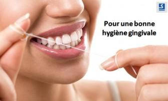 Pour une bonne hygiène gingivale