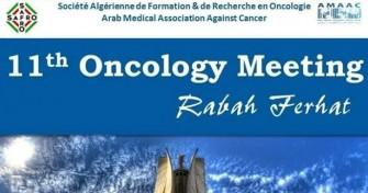 11ème Oncology Meeting Rabah Ferhat- Les 28-30 Novembre 2019, Alger