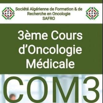 3ème cours doncologie médicale-20-24 Octobre 2019, zeralda