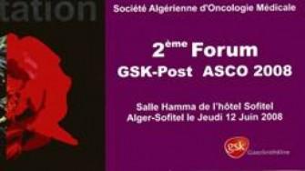 2ème Forum post-ASCO 2008
