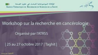 Workshop sur la recherche en cancérologie