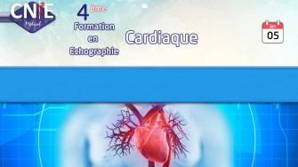 Formation en Échographie Cardiaque (Échocardiographie-Doppler)