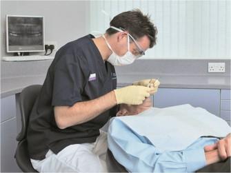 Les troubles musculo-squelettiques chez les médecins dentistes