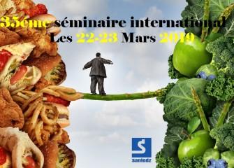 35éme Séminaire International de Formation et de Perfectionnement en Nutrition et en Médecine Orthomoléculaire