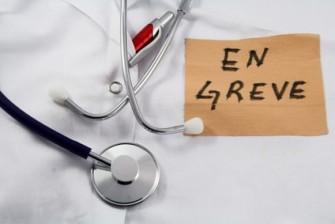 Les médecins résidents en grève aujourd'hui et demain