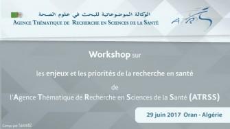 Le Workshop sur les enjeux et les priorités de la recherche en santé