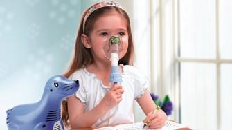 L'Amphotéricine B liposomiale en aérosol, prévient l'aspergillose pulmonaire