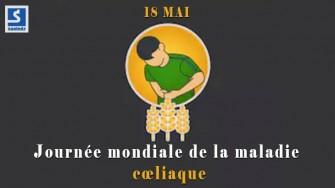 18 Mai : Journée mondiale de la maladie cœliaque